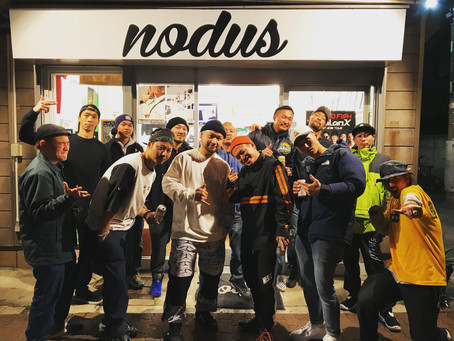 2018 S/S POP UP SHOP at nodus