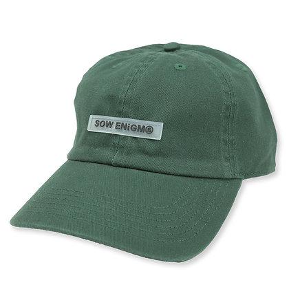 SILICON WAPPEN CAP【3 COLOR】