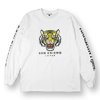 Tigers【3 COLOR】SOW ENiGM@®︎ × 阪神タイガース©︎