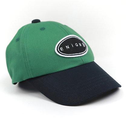 LOGO WAPPEN GOLF CAP【GREEN】