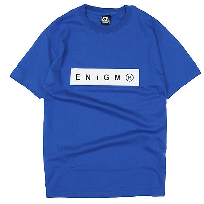 BOX LOGO T-SHIRTS 【R.BLUE】