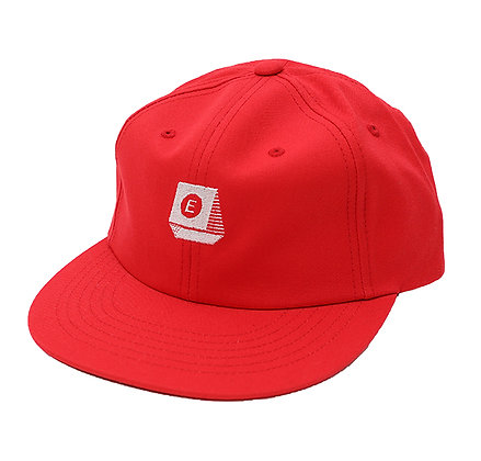 TYPEWRITER LOGO 6 PANEL【RED】