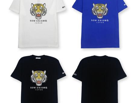 SOW ENiGM@ × 阪神タイガース©︎ カプセルコレクション『猛虎戦団 FIERCE TIGER SQUAD 』第2弾
