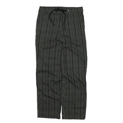 ENiGM@ LOGO CHINO PANTS 【BLACK】