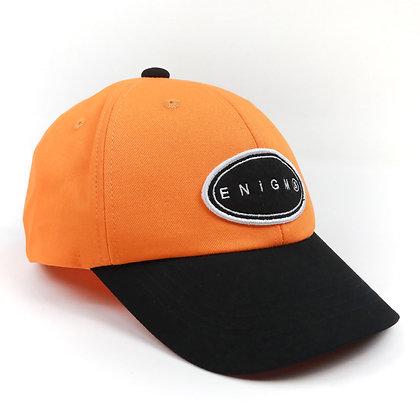 LOGO WAPPEN GOLF CAP【ORANGE】