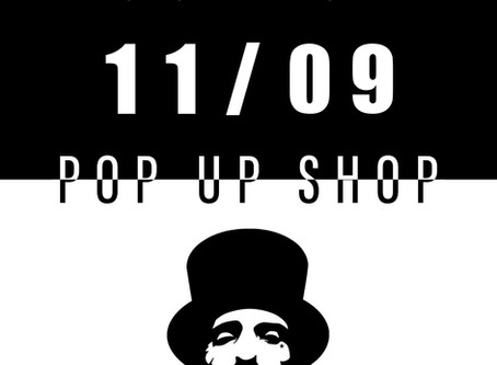 【姫路 POP UP SHOP情報】11/ 9 [Sat] ENiGM@ pop up shop at  CLOTH + CROSS