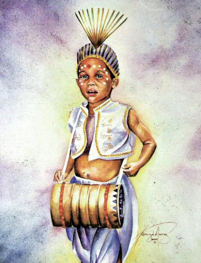 Little Tassa- Man