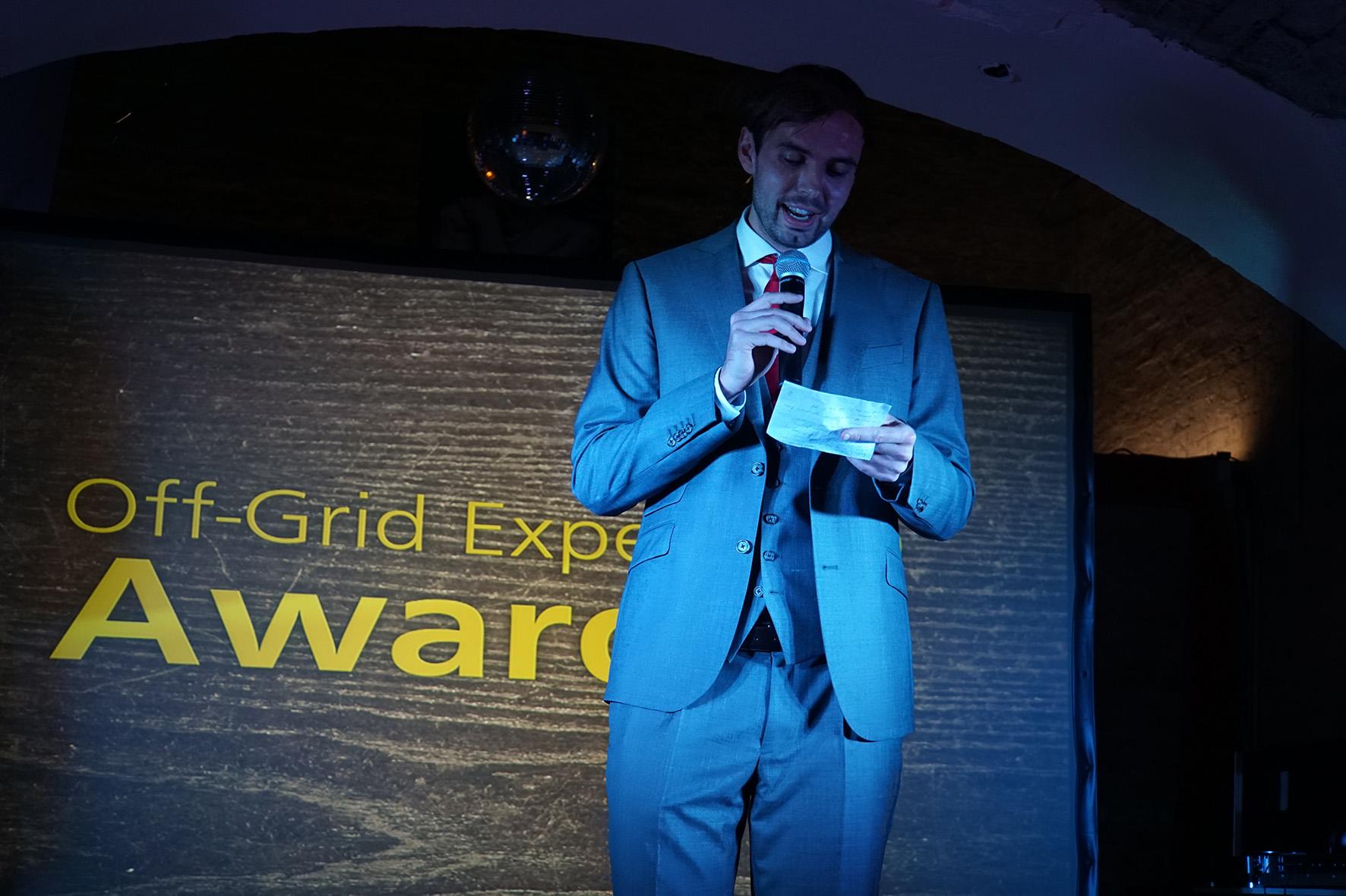 Off-Grid Awards 2015