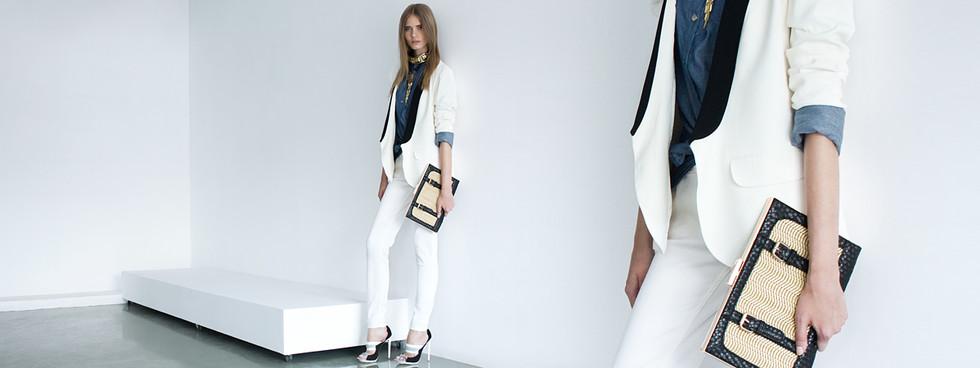 Lookbook Jeans&White