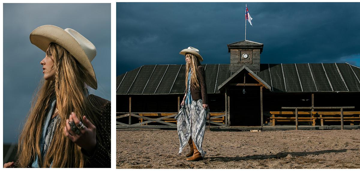 Lookbook Wild West