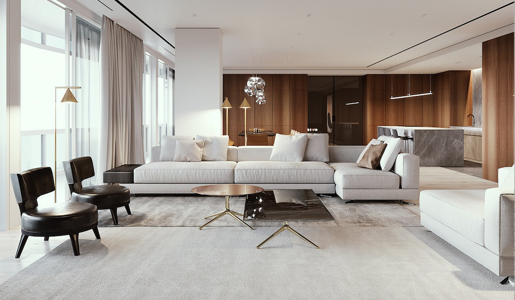 Sofa Blanca