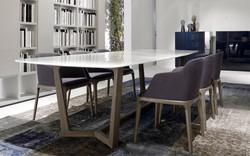 Concorde - marmol y madera