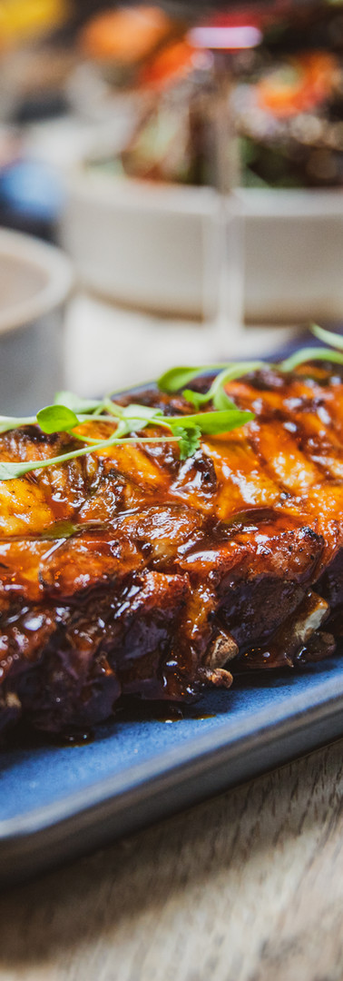 Cattle grid ribs