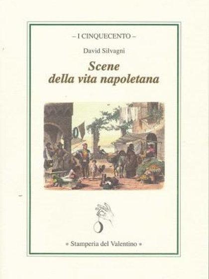 Scene della vita napoletana - David Silvagni