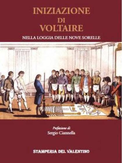 Iniziazione di Voltaire (...nella loggia delle nove sorelle)