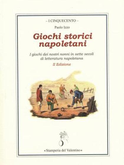 Giochi storici napoletani - Paolo Izzo