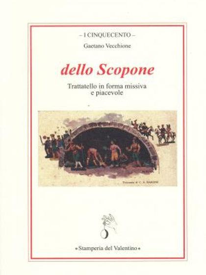 Dello Scopone - Gaetano Vecchione