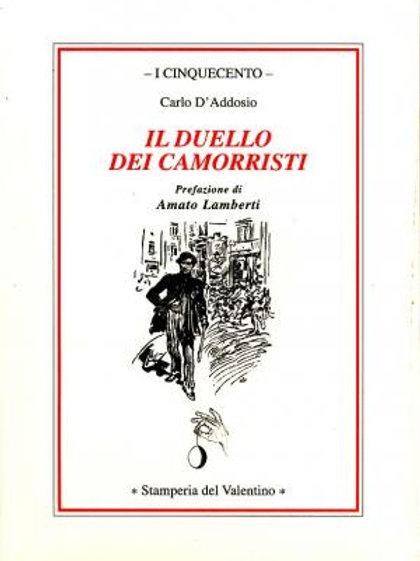 Il Duello dei camorristi - Carlo D'Addosio