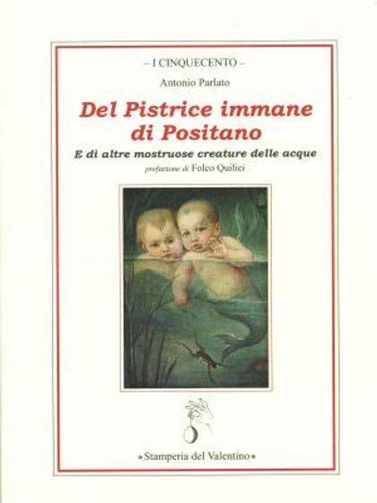 Del Pistrice immane di Positano - Antonio Parlato