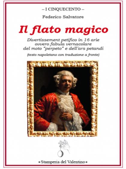 Il flato magico - Federico Salvatore