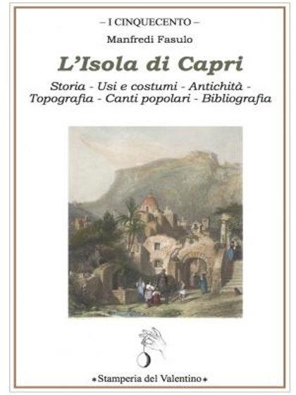 L'Isola di Capri - Manfredi Fasulo