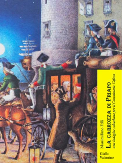 La carrozza di Priapo - Massimiliano Felli