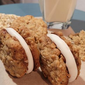 Classic Oatmeal Sandwich Cookies