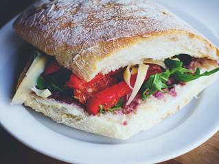How is the Gospel like a Sandwich?