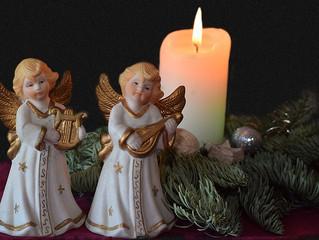 Celebrate Jesus' Birth:  Worship Christmas Eve @ 4:30 pm,           Christmas Day @ 10 am