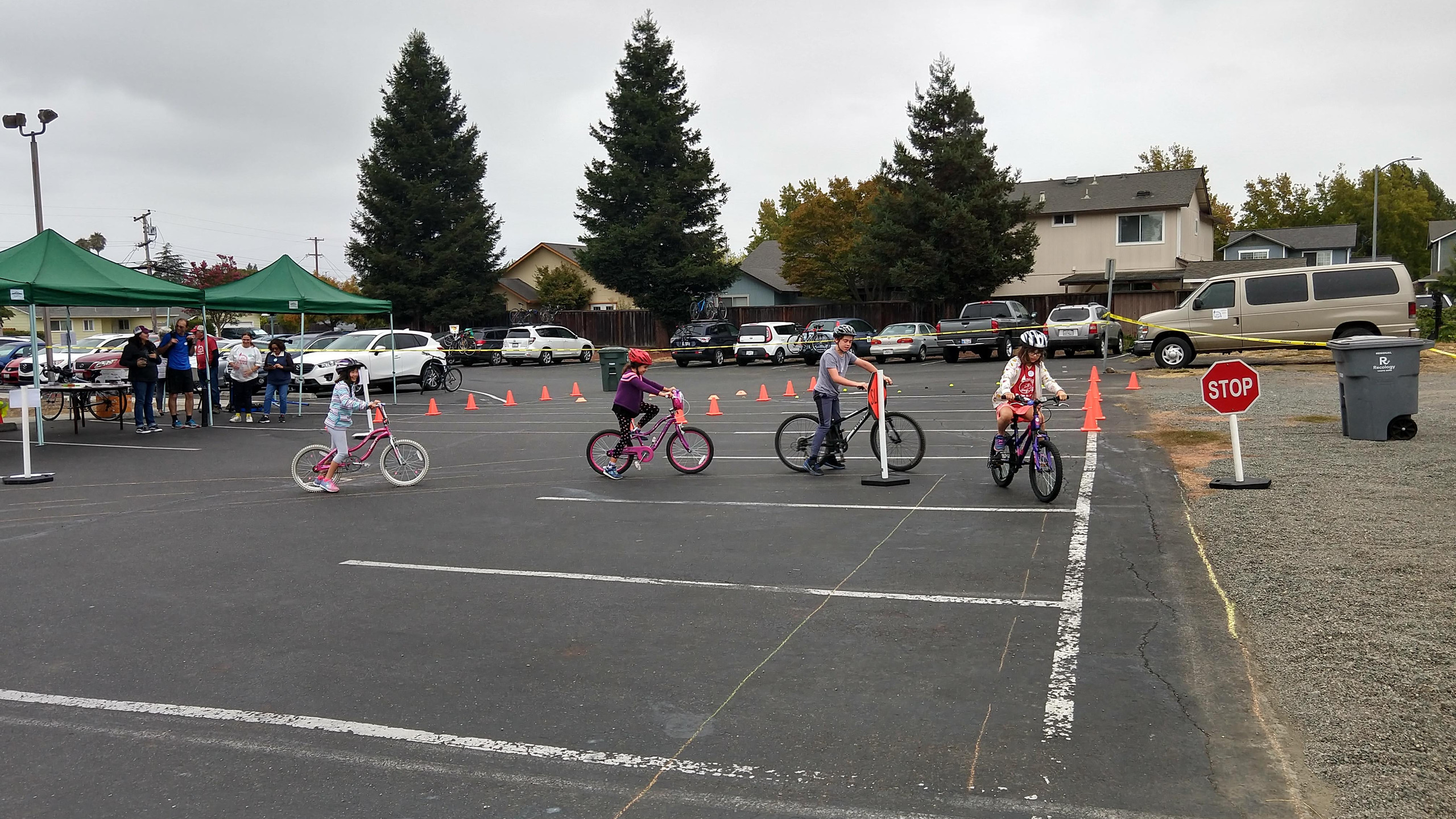 """Kids' Bike Rodeo """"Safetyville"""""""