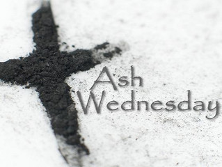 Ash Wednesday Service on March 1 @ 11:30 am