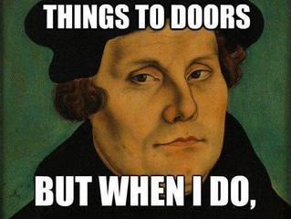 At the Door of Grace & Change