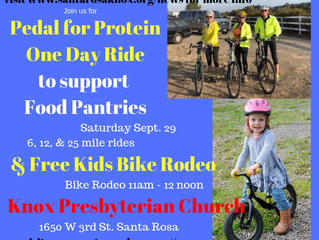 Pedal for Protein One Day Ride