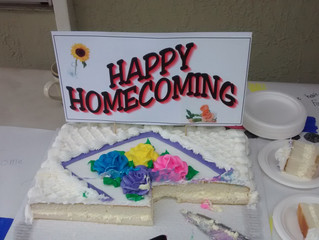 Homecoming Sunday Was a Success!
