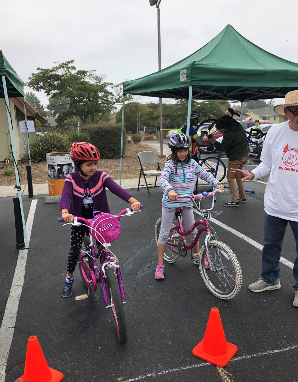 """Kids Bike Rodeo """"Turtle Race"""""""