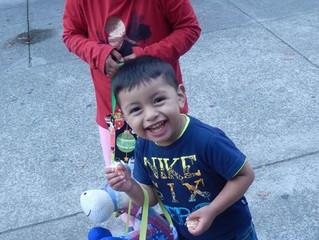 Sharing Joy, Sharing Toys!