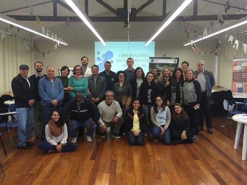 Uma organização para observar a gestão das águas do Brasil