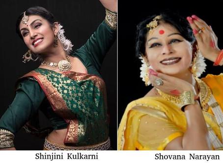 """Dance is my pran, atman and soul,"" says kathak guru Shovana Narayan"