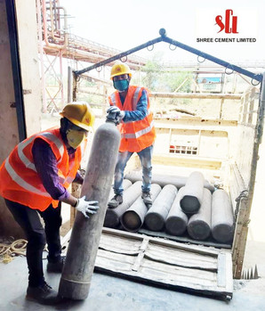 Shree Cement revs up oxygensupply for Covid hospitals in India
