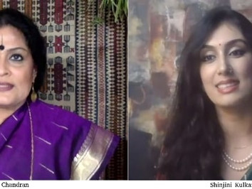 Dance and art can change social issuesand transform people: Geeta Chandran