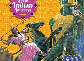 Thomas Cook India & SOTC partner with India's favourite storytellerAmar Chitra Katha