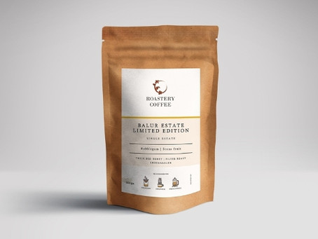 Roastery Coffee introduces Balur Estate Limited Edition Thick Bed Honey Coffee
