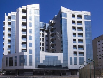 TIME handed the keys for Onyx Hotel Apartments in Dubai
