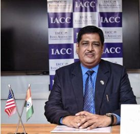 New leadership of Indo-American Chamber of Commerce - West India Council.