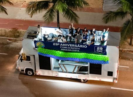 Carreata PIBPC 29 Anos - Fotos