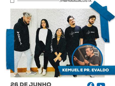Live com Kemuel