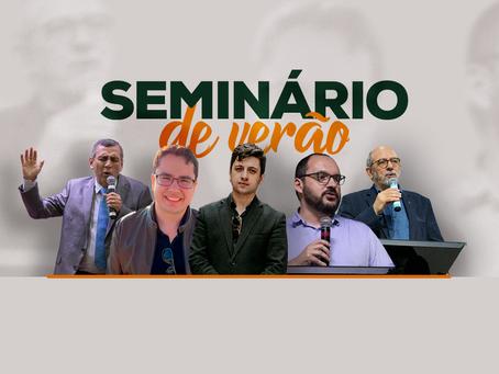 Seminário de Verão 2021