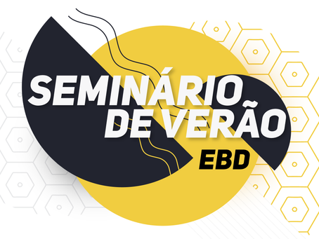 Seminário de Verão 2019