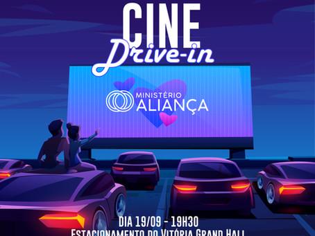 Cine Drive-in - Ministério Aliança