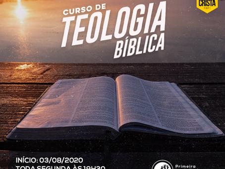 Curso de teologia bíblica
